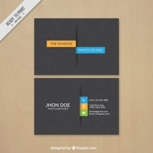 business-card-photography-minimal-style