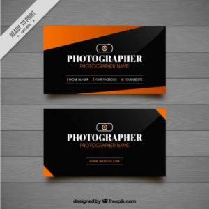 modern-photography-business-card-with-geometric-shapes