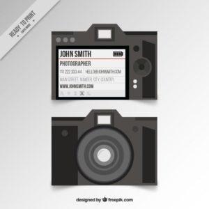 photo-studio-card-in-flat-design