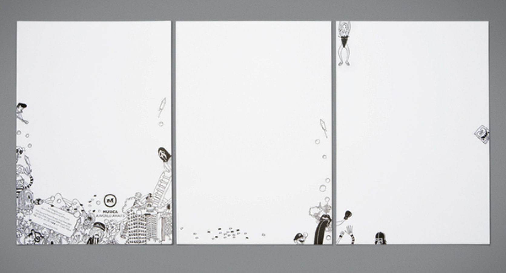 9 Amazing Business/ Company Letterhead Designs