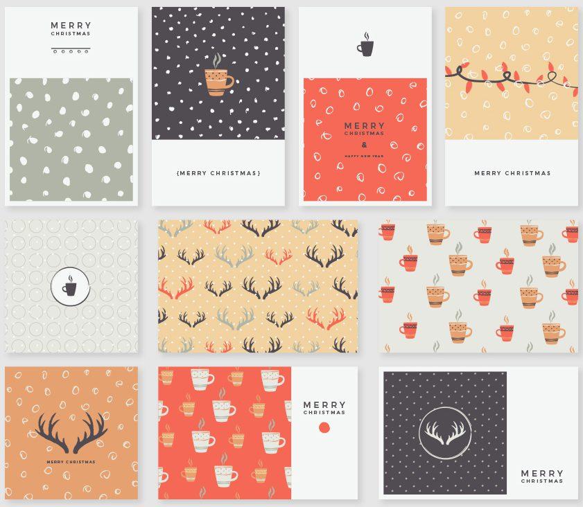 17 Best Christmas Card Design Ideas