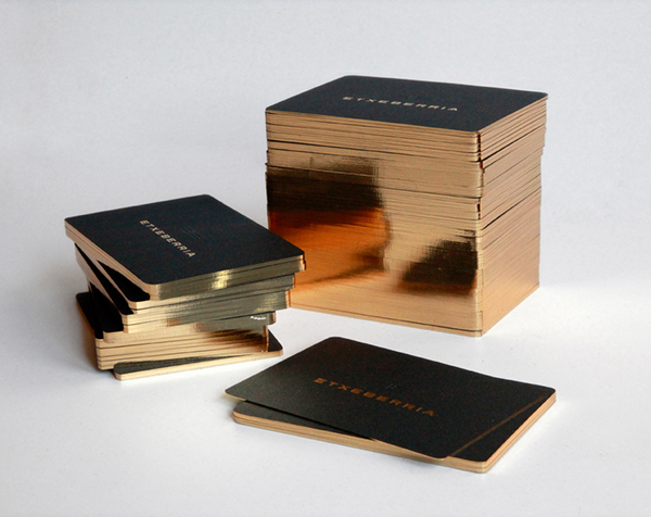 rose-gold-business-card