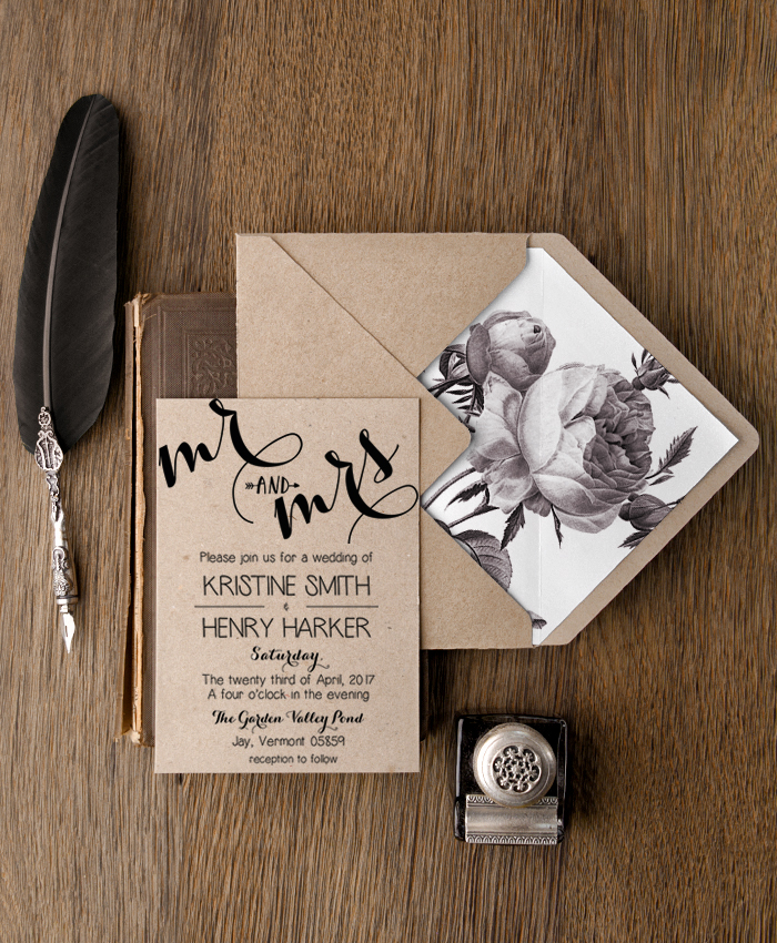 Wedding Card Designs Ideas