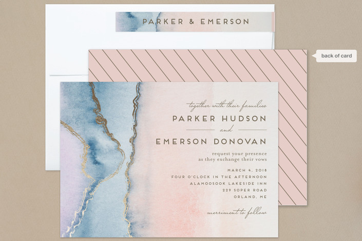 Wedding Invitation Card Design Ideas