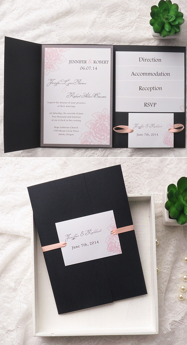 Categories Creative Wedding Invitations
