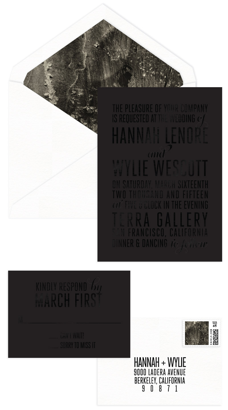 30 Incredible Wedding Invitation Card Design Ideas