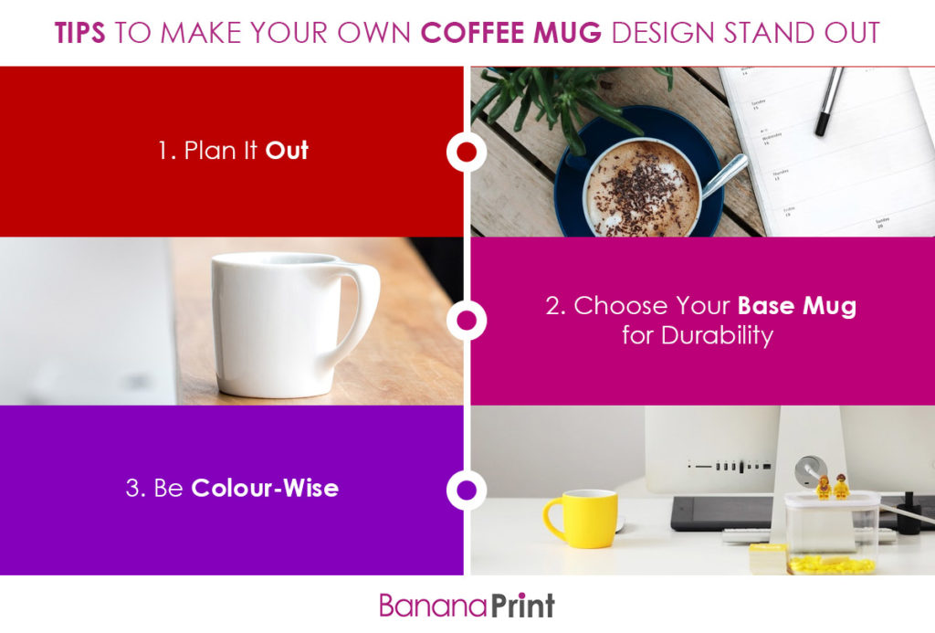 15 Tips To Make Your Own Coffee Mug Design That Stands Out From The Rest